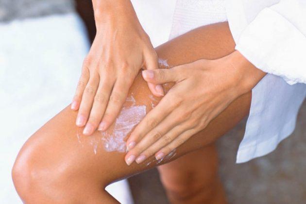 Сосудистая сетка на ногах нуждается в комплексном лечении