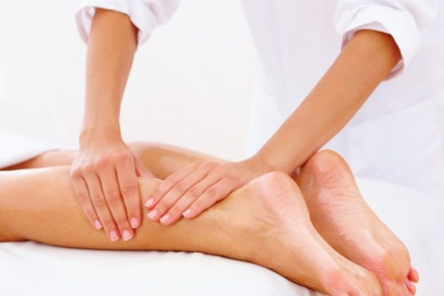лимфодренажный массаж при лечении лимфостаза