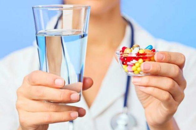 антибиотики при трофической язве