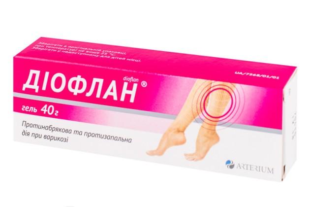 гель Диофлан
