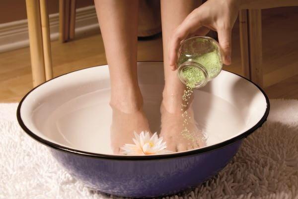 лечебные ванночки для лечения отеков после кесарева сечения