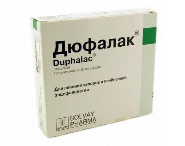 Дуфалак для лечения геморроя при беременности