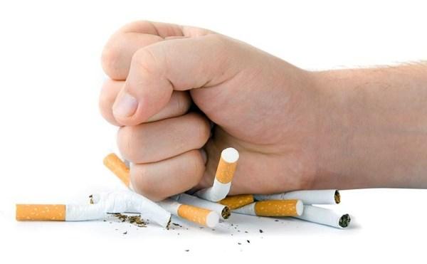 для профилактики онемения рук нужно отказаться от курения
