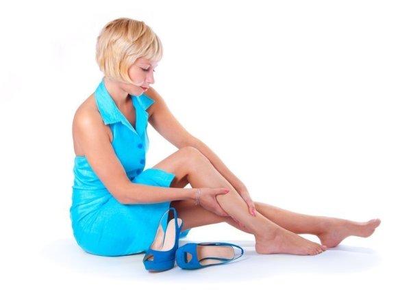 Тяжесть в ногах при различных заболеваниях